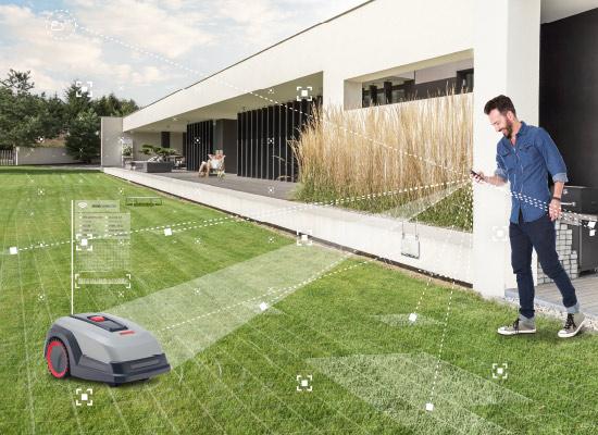 Smart Garden | AL-KO Cura intelligente del prato